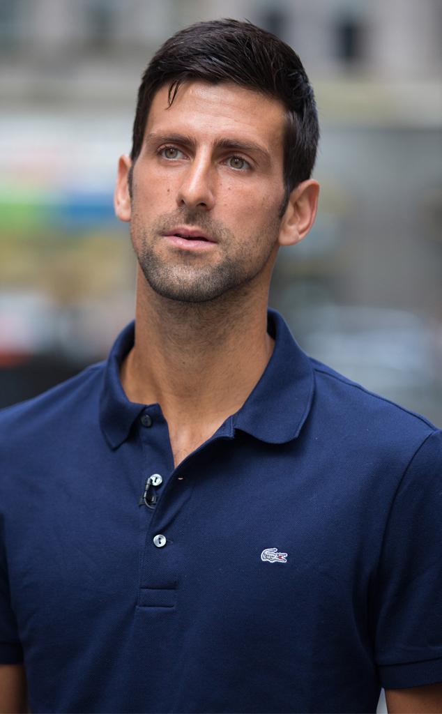 Tennis Star Novak Djokovic Tests Positive For Coronavirus E Online