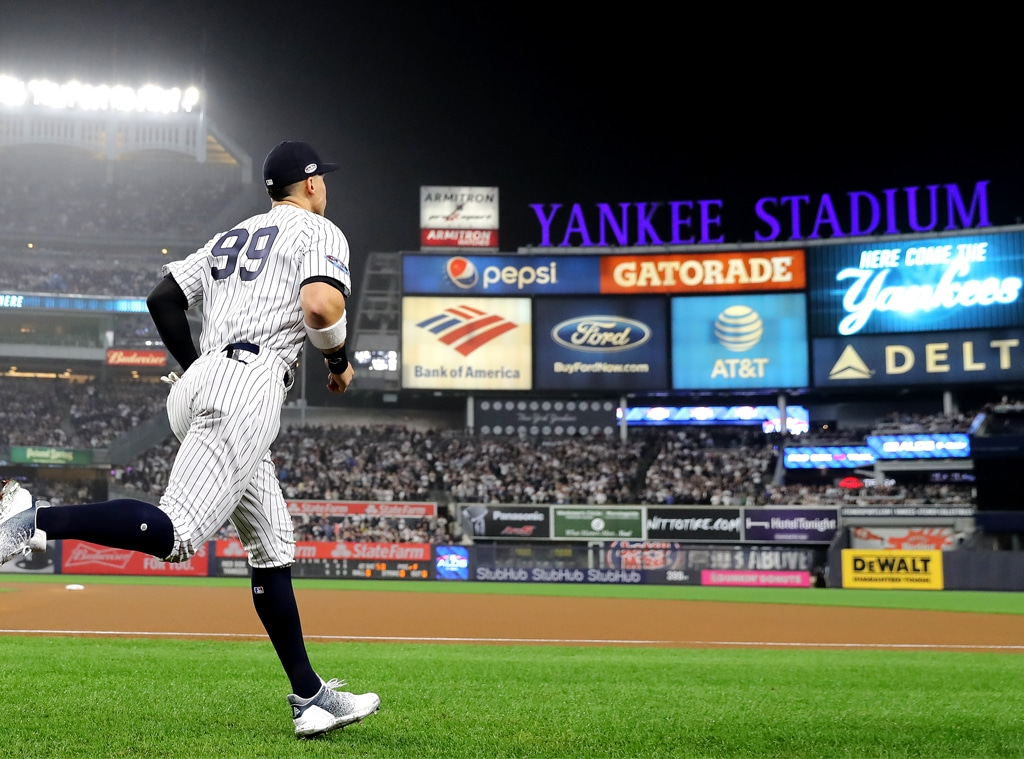 Aaron Judge, Yankees, MLB