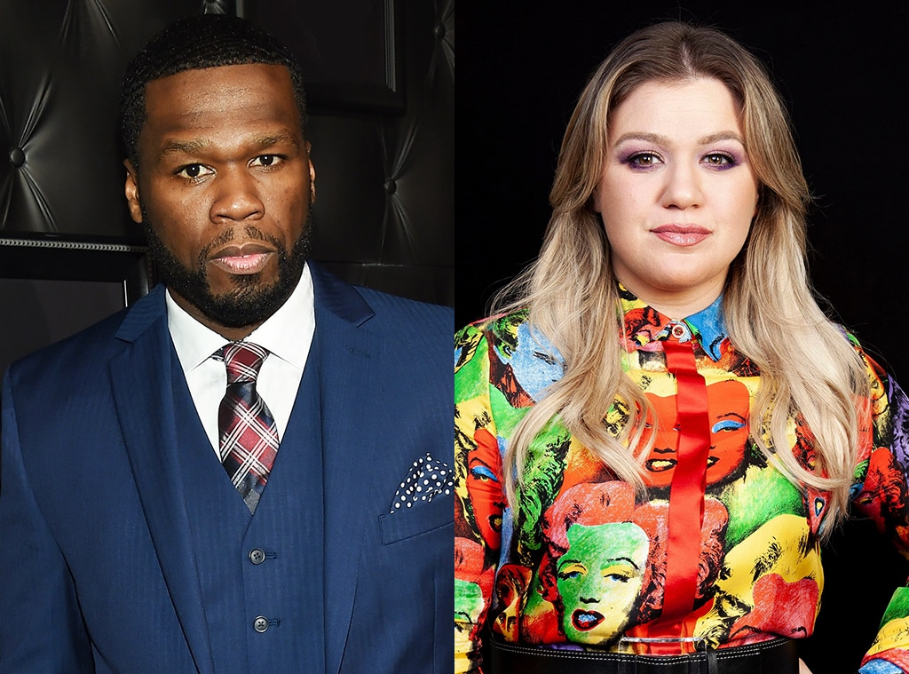 50 Cent, Kelly Clarkson