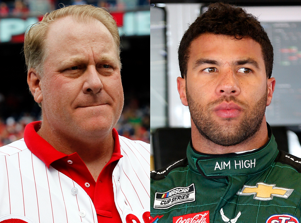 Curt Schilling, Bubba Wallace