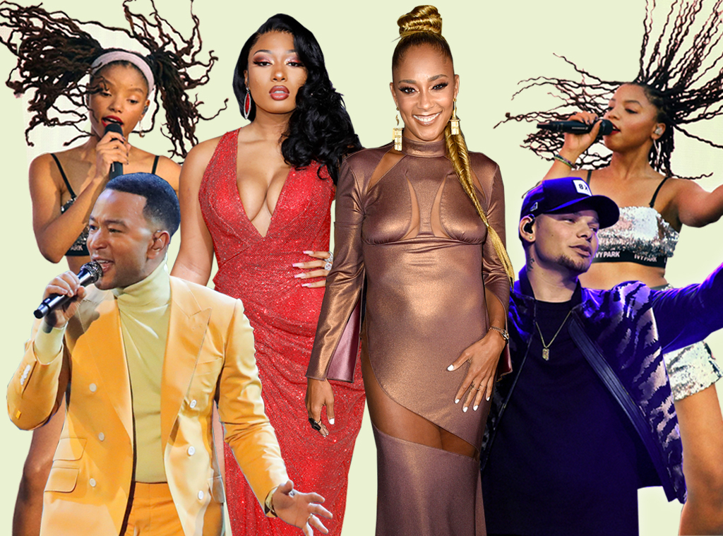 How to Watch the BET Awards, BET, Awards, 2020, Megan Thee Stallion, John Legend, Amanda Seales, Chloe x Halle, Kane Brown