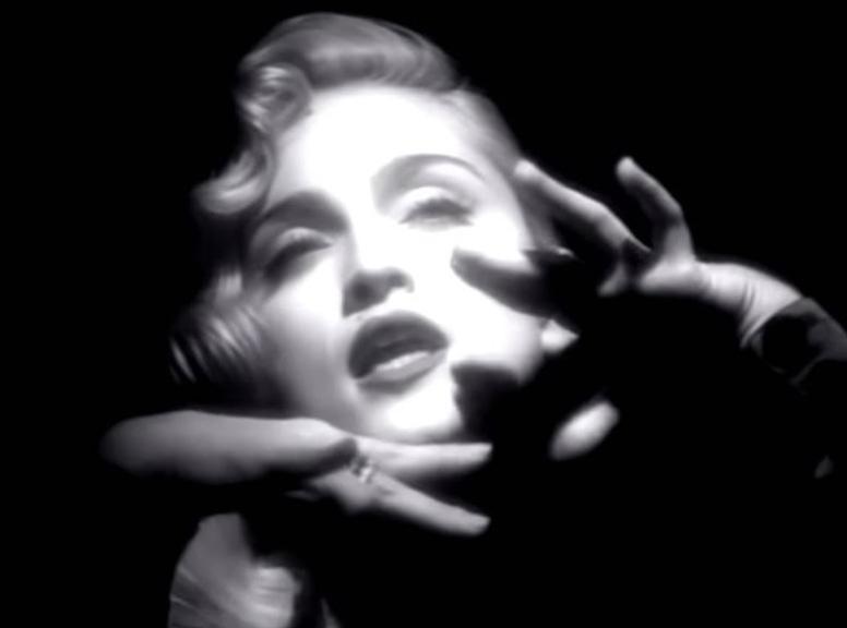 Madonna, Vogue, Video, 30 Biggest Music Moments