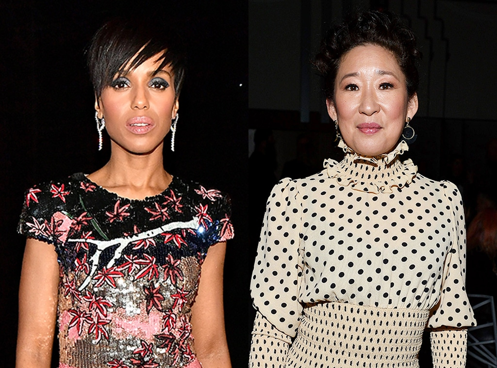 Kerry Washington, Sandra Oh