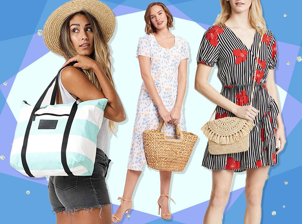 E-comm: Best beach totes/ summer bags