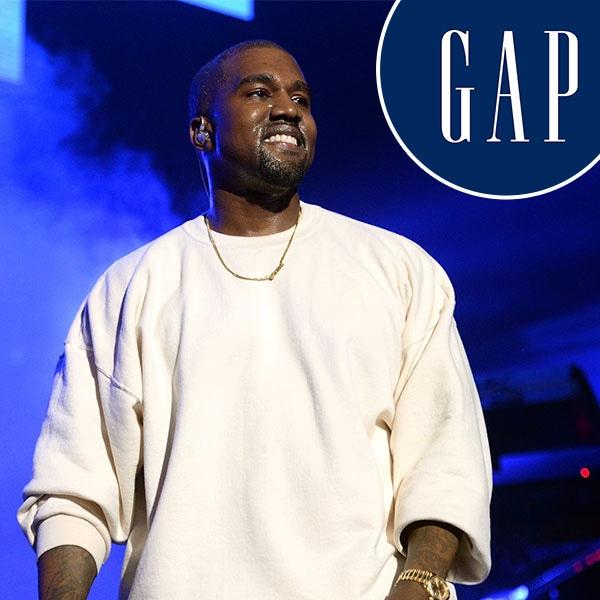 Kanye West, Yeezy, Gap