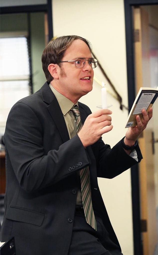 Rainn Wilson, The Office, Dwight Schrute