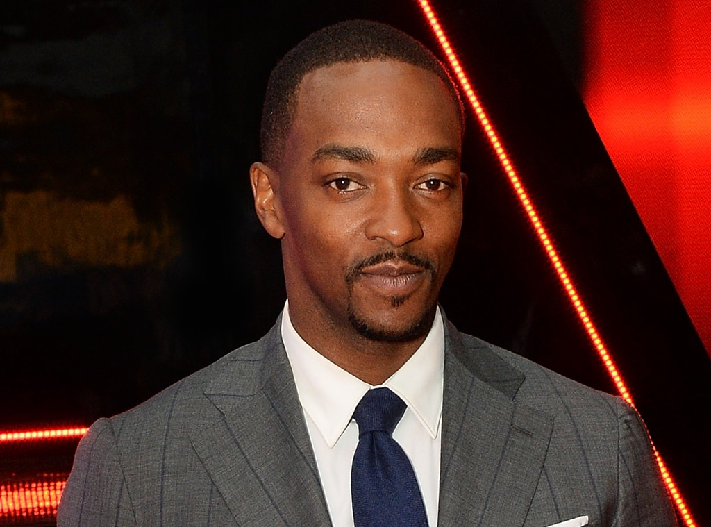 Anthony Mackie Calls Out Marvel's Diversity Issue-Including Black Panther