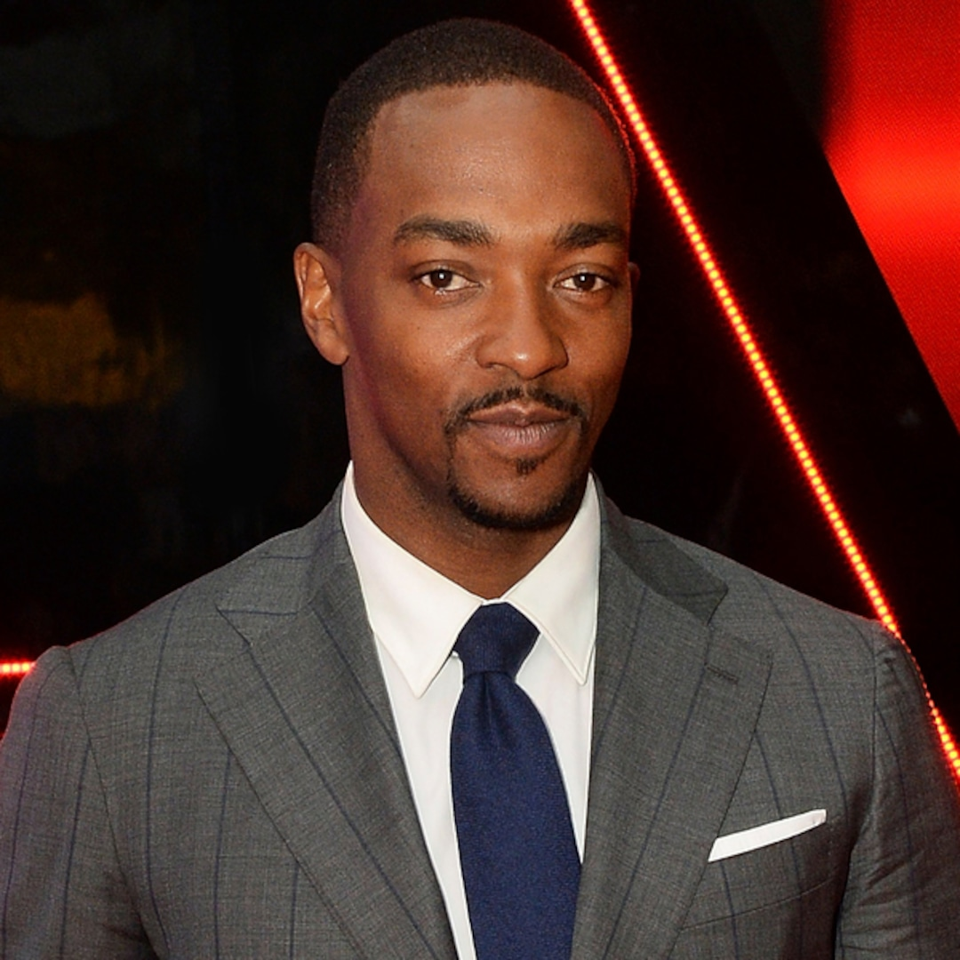 Anthony Mackie Calls Out Marvel's Diversity Issue - E! Online