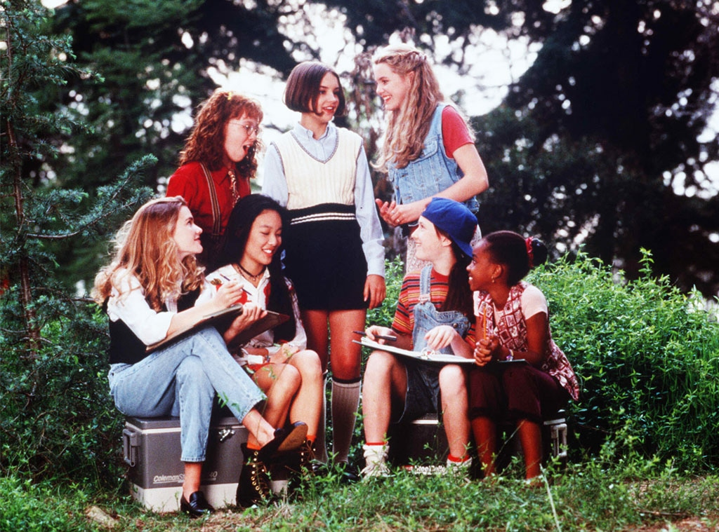 The Baby-Sitters Club, Then/Now, The Babysitter's Club movie