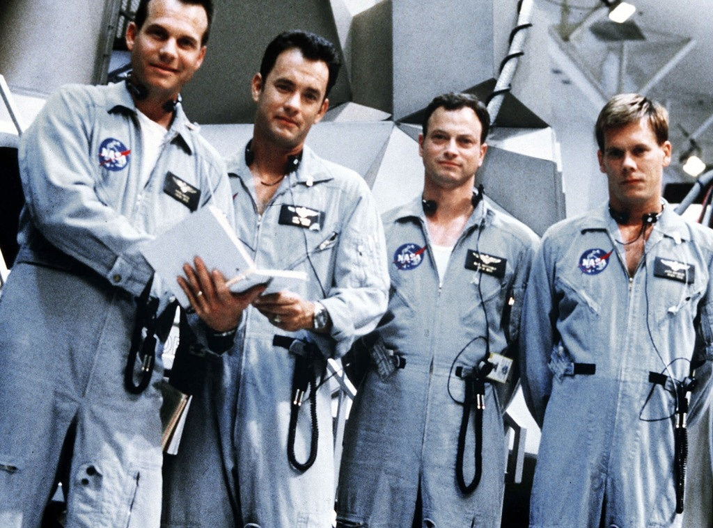 Apollo 13, Kevin Bacon, Tom Hanks, Bill Paxton, Gary Sinise