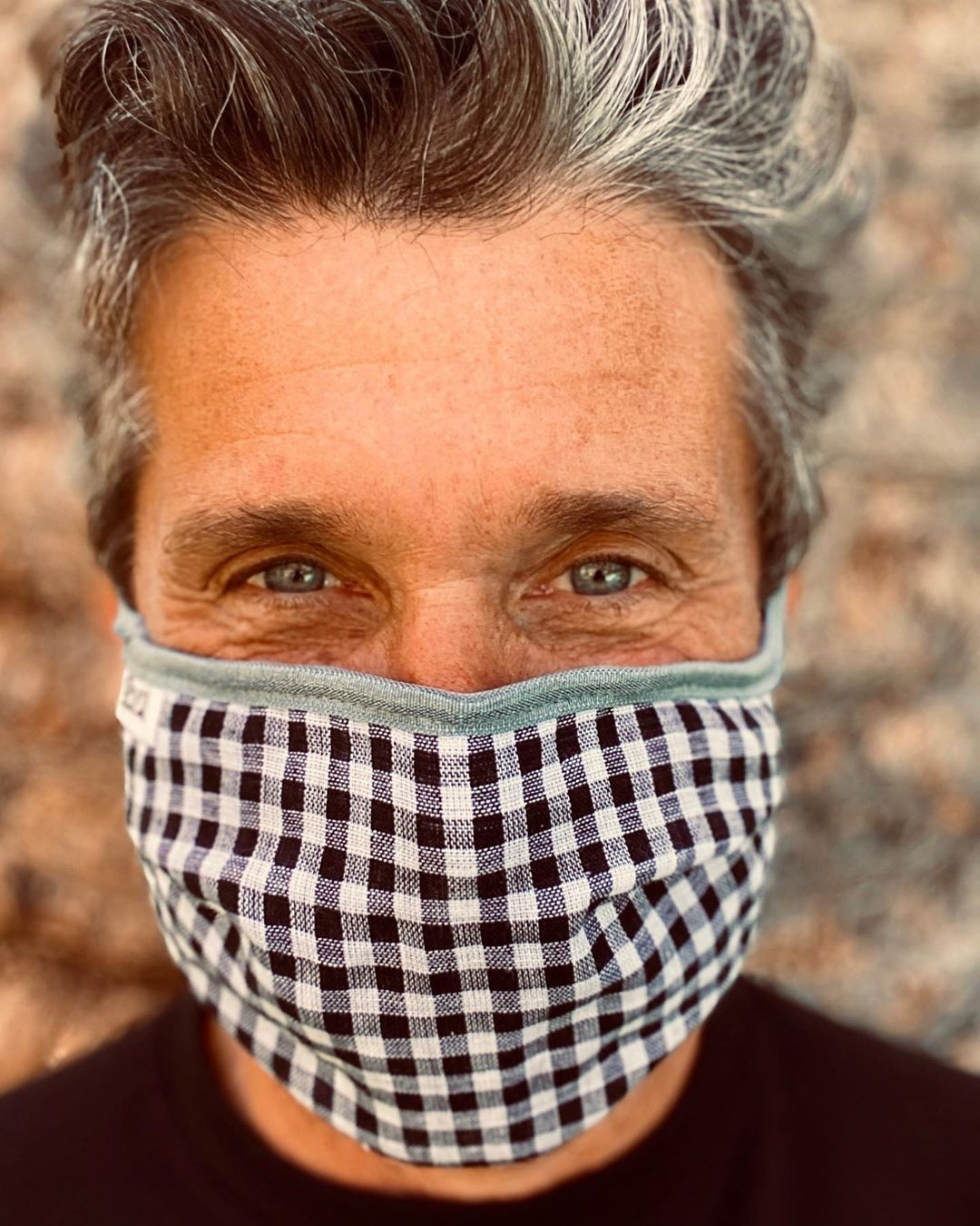 Patrick Dempsey, Mask