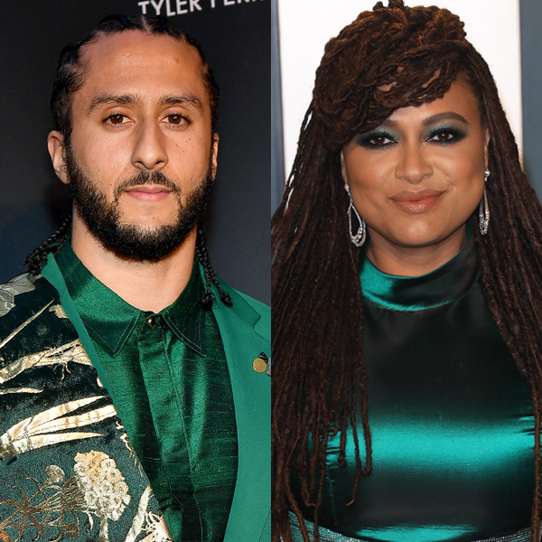 Colin Kaepernick Teams With Ava DuVernay for Netflix Series About His High School Years - E! Online
