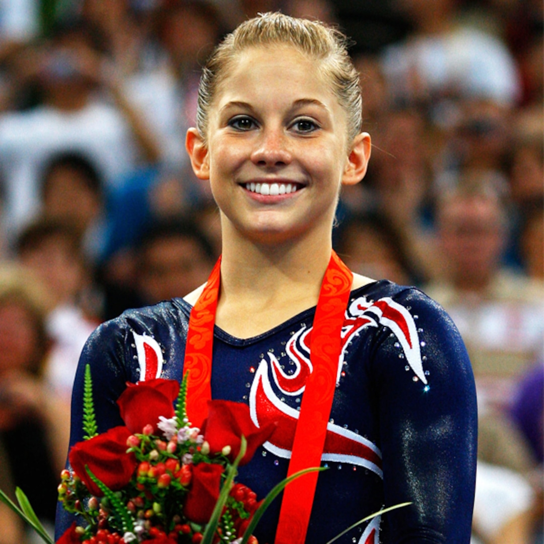 Shawn Johnson Wins a Gold Medal for Rocking Her Olympics