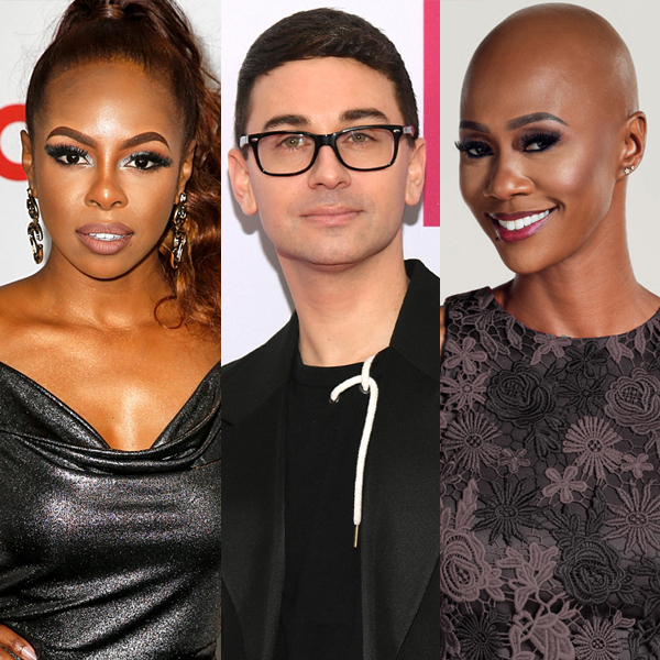 E!'s Justin Sylvester Talks Racial Inequality With Candiace Dillard, Christian Siriano Dr. Imani Walker - E! Online