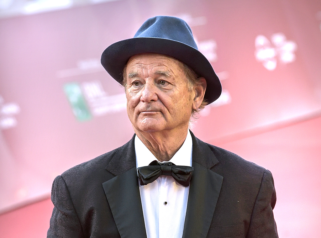 Bill Murray's Son Arrested for Disorderly Conduct at Protest | E! News