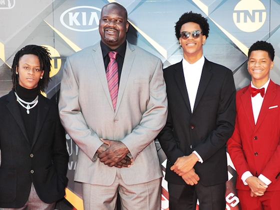 """Shaquille O'Neal Says He Talks to His Kids """"All the Time"""" About How to Interact With Police"""