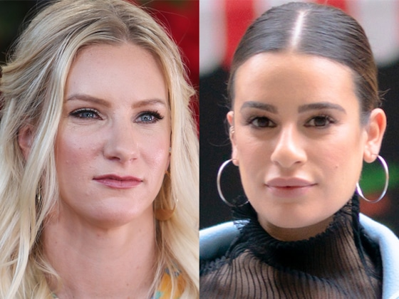 <i>Glee</i>'s Heather Morris Speaks Out About Her ''Unpleasant'' Experience Working With Lea Michele