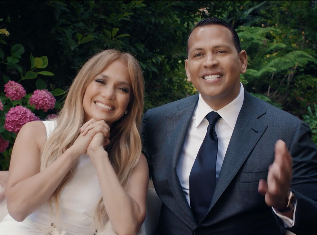 Jennifer Lopez, Alex Rodiguez, New York Citywide Graduation
