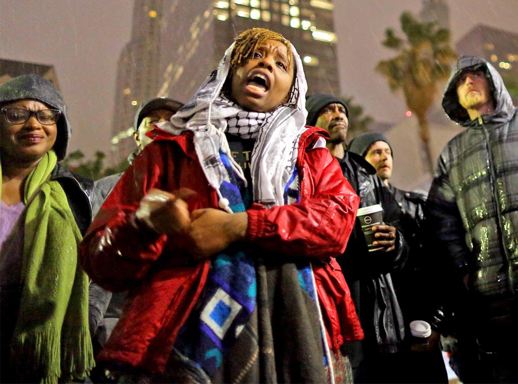 Patrisse Cullors, Black Lives Matters Feature