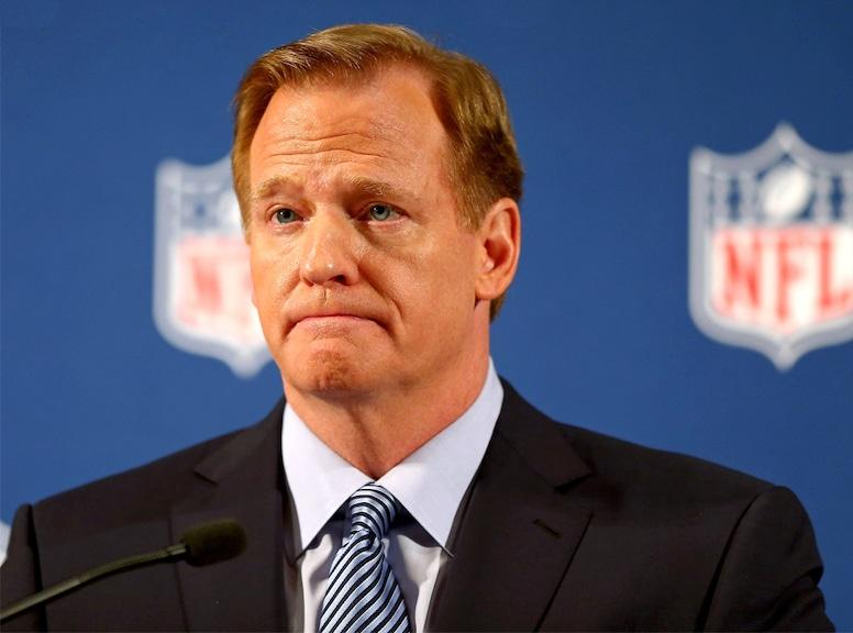 Roger Goodell, NFL