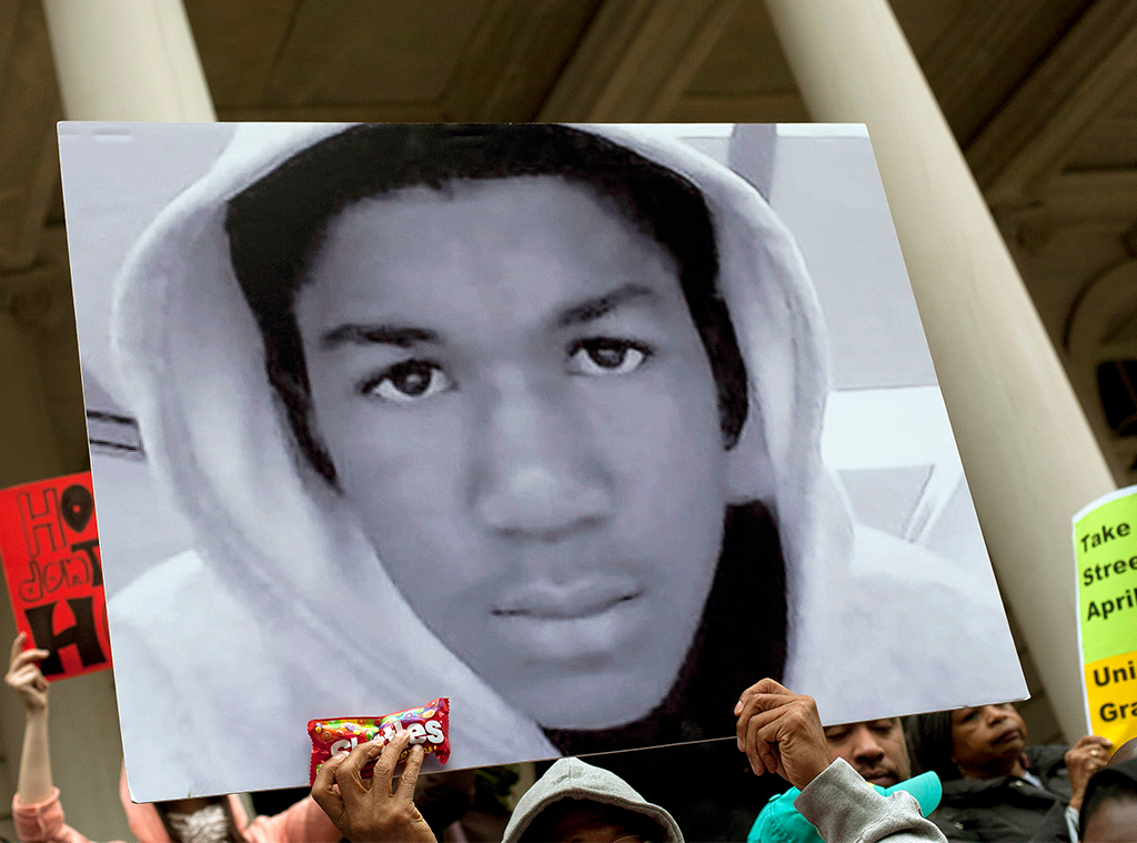 Trayvon Martin Protest, Black Lives Matter Feature