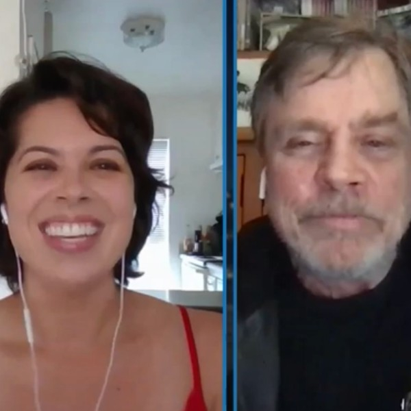 Mark Hamill Brings Nurse to Tears With Heartwarming Star Wars Surprise