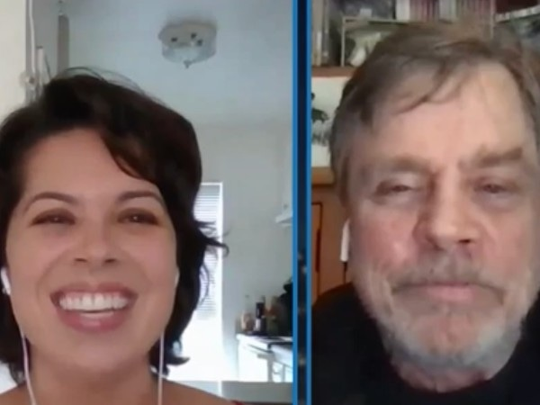 Mark Hamill Brings Nurse to Tears With Heartwarming <i>Star Wars</i> Surprise