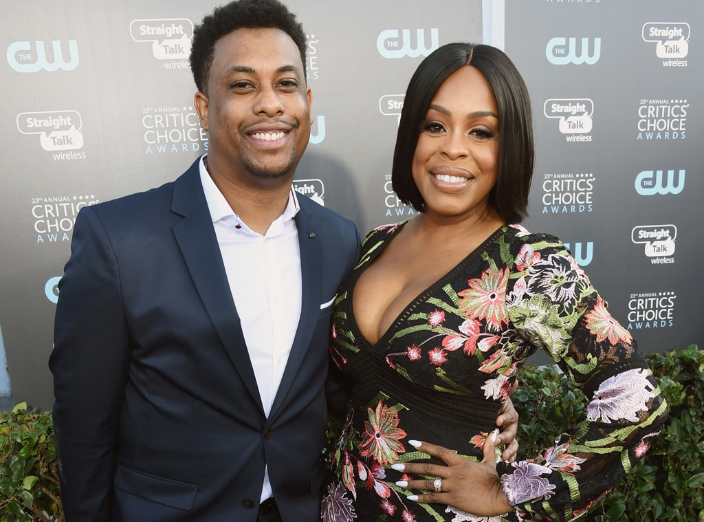 Dominic Nash, Niecy Nash