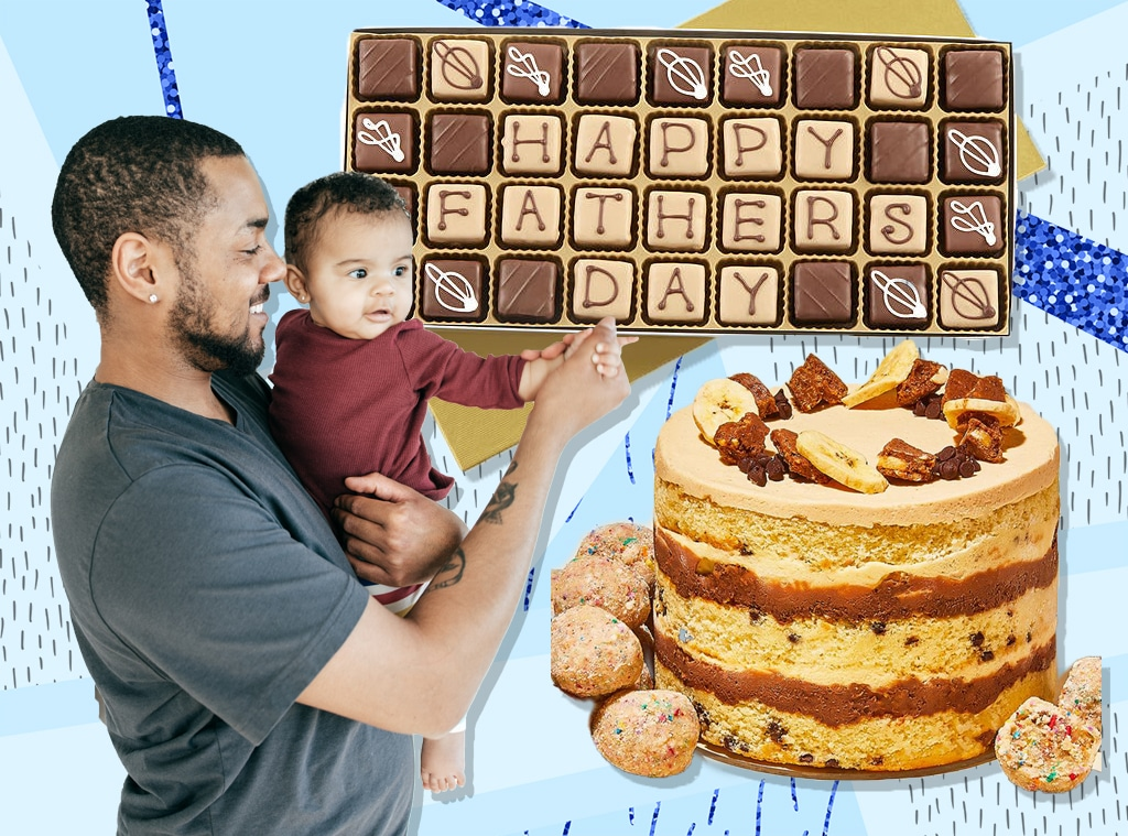 Ecomm: Sweet treats for Father's Day