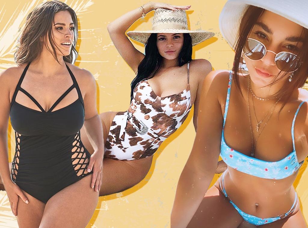 E-comm: Swim Brands Celebs Love