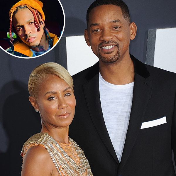 """Jada Pinkett Smith Denies August Alsina Claims That Will Smith Gave His """"Blessing"""" for Their Relationship - E! Online"""
