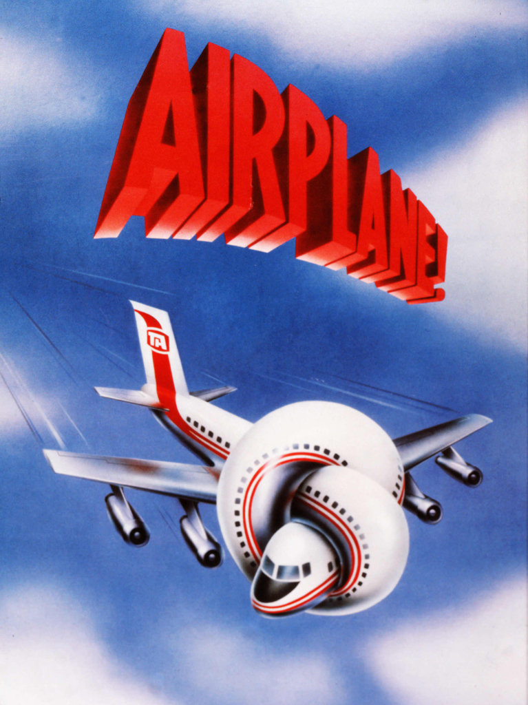 Airplane!, Poster