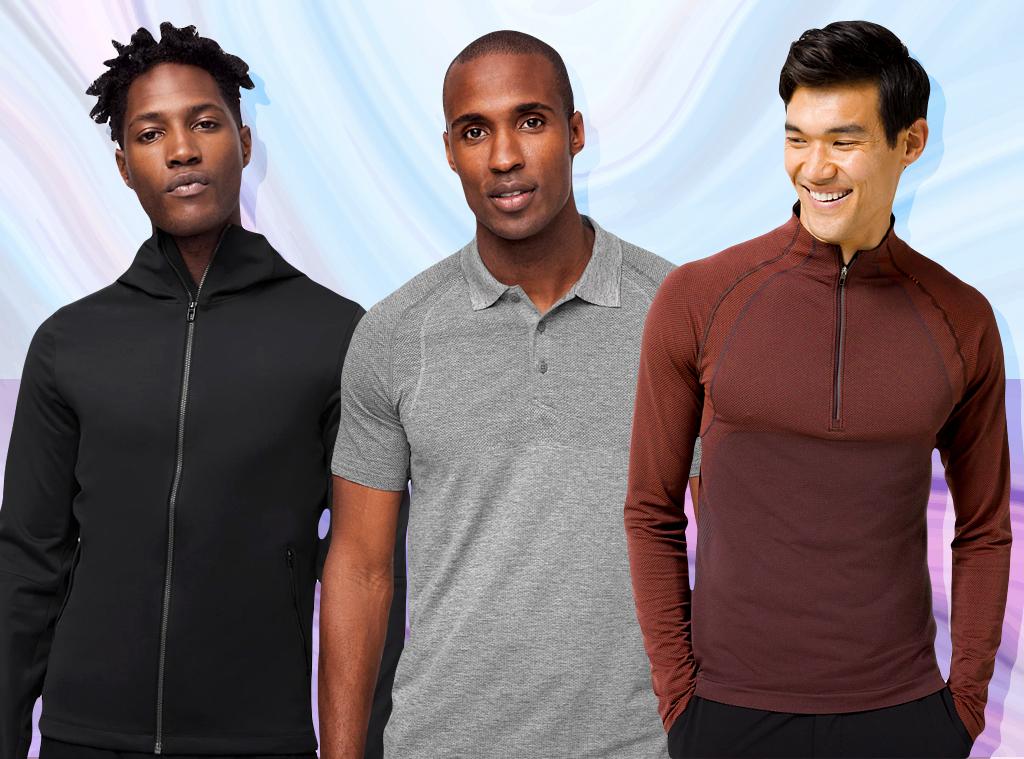 E-comm: Shop The Best Men's Deals at Lulelemons Warehouse Sale