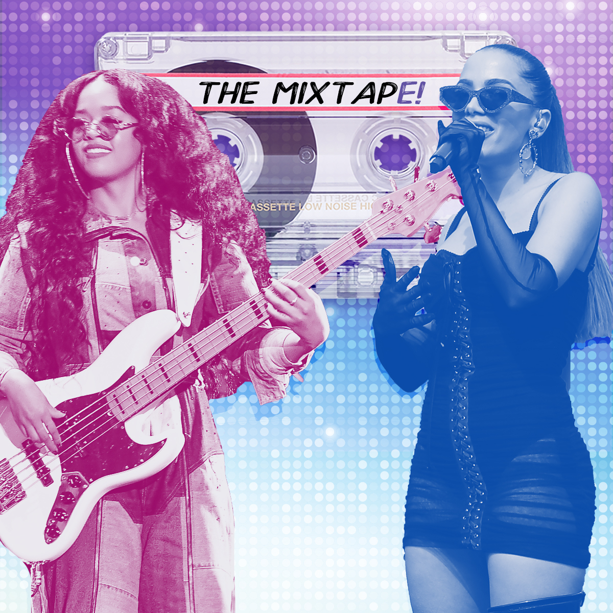 The MixtapE! Presents H.E.R., Anitta, Katy Perry and More New Music Musts - E! Online