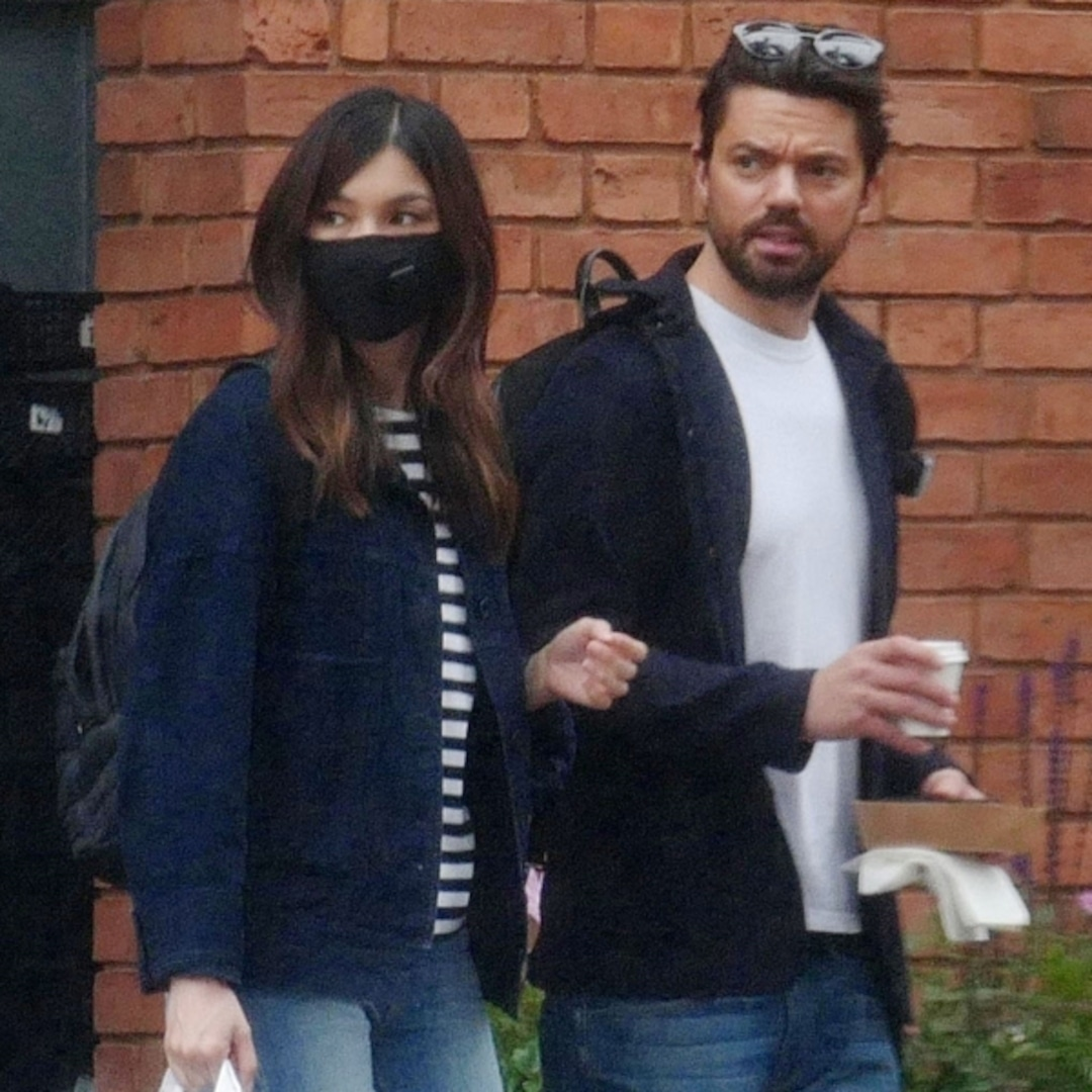 Gemma Chan & Dominic Cooper