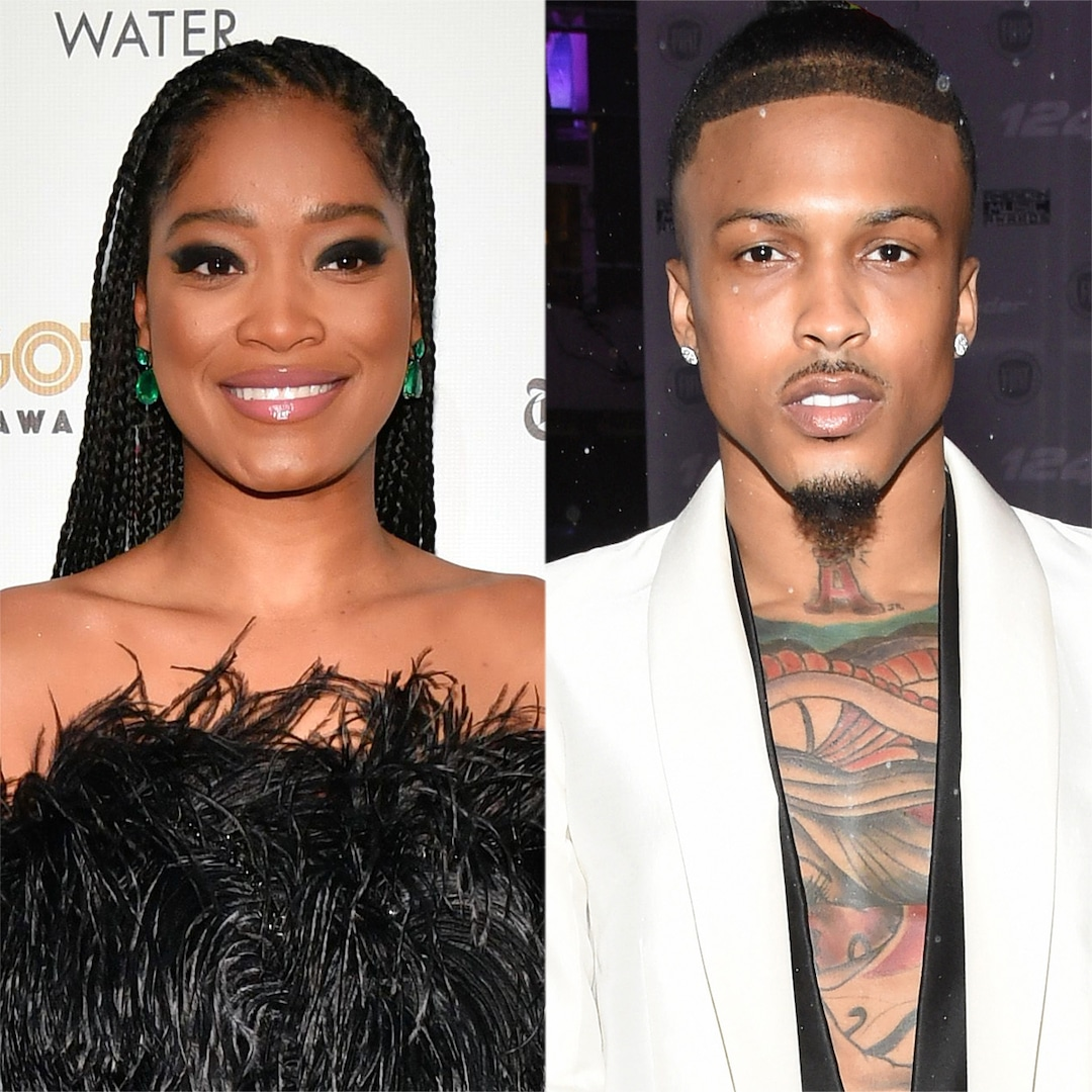 Keke Palmer Has the Classiest Response After August Alsina Slams Her On Twitter