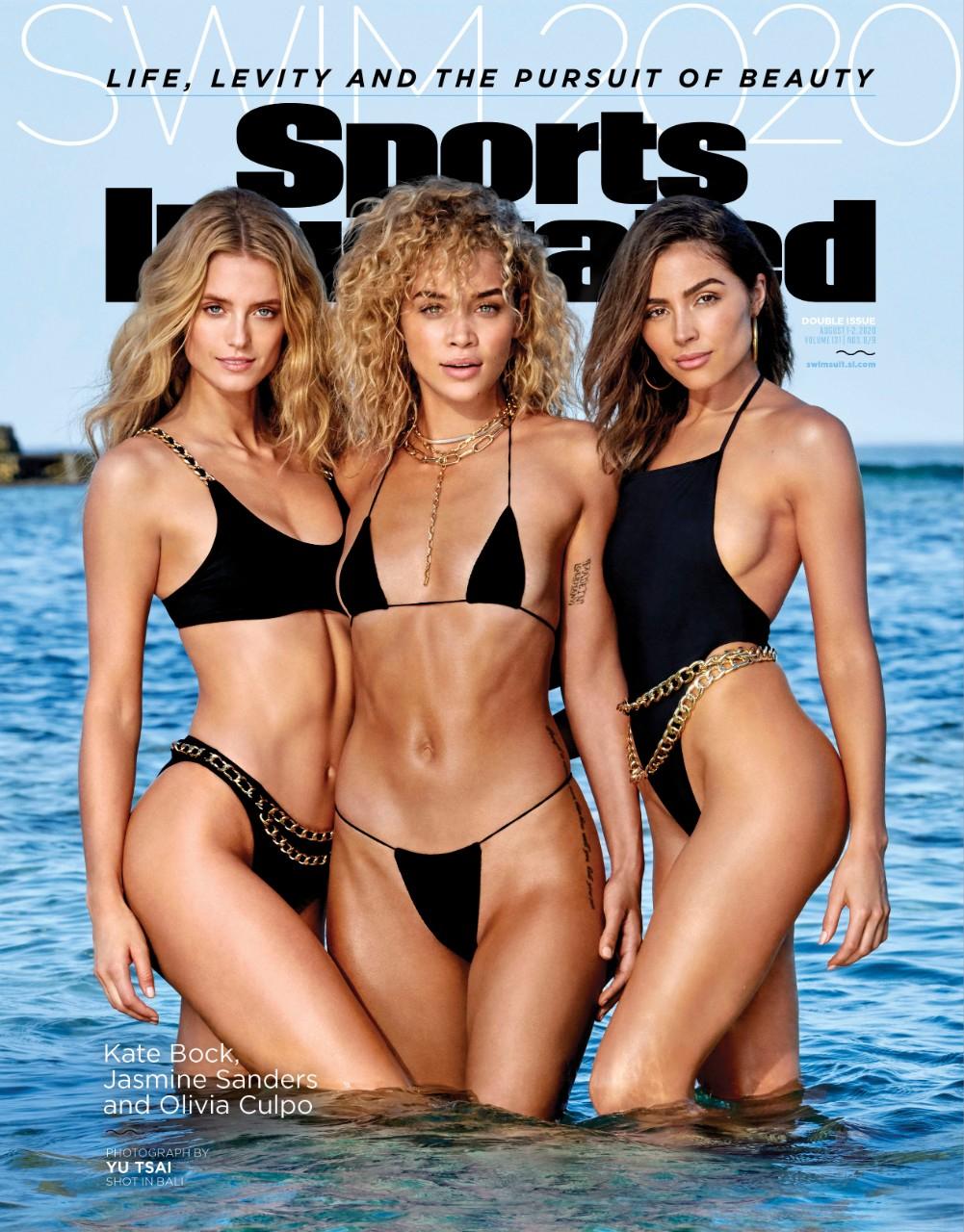 Olivia Culpo, Jasmine Sanders, Kate Bock, Sports Illustrated