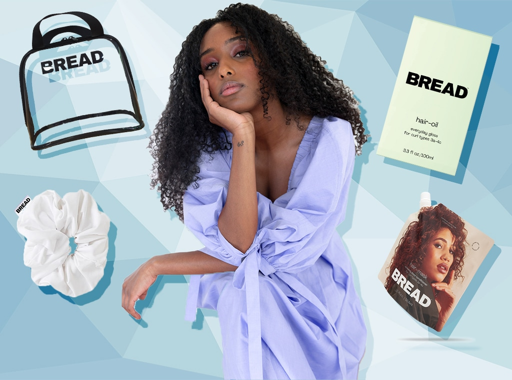 E-comm: Bread Hair Care