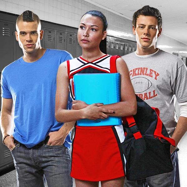 Glee, Mark Salling, Naya Rivera, Cory Monteith, Glee Tragedies