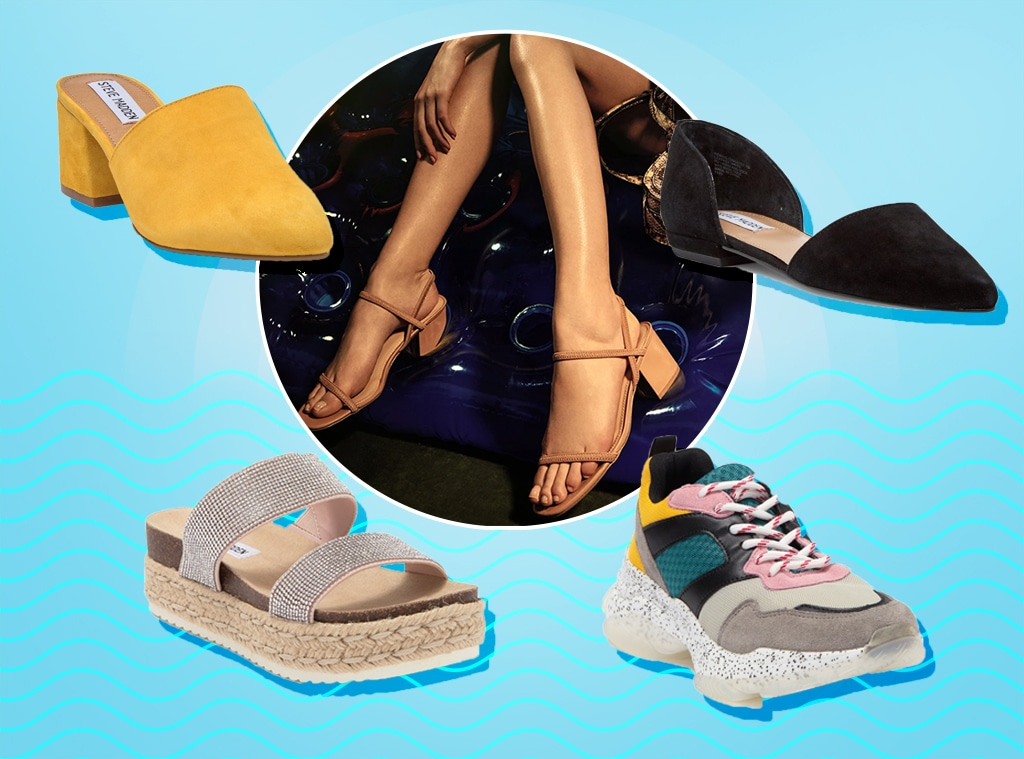 Ecomm: Shop These Picks From the Steve Madden Flash Sale