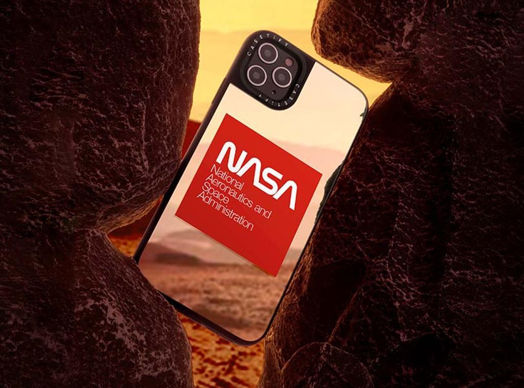 E-Comm: NASA x Casetify