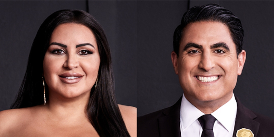 """Mercedes """"MJ"""" Javid Reveals Where Things Stand Between Tommy & Reza Today - E! Online.jpg"""