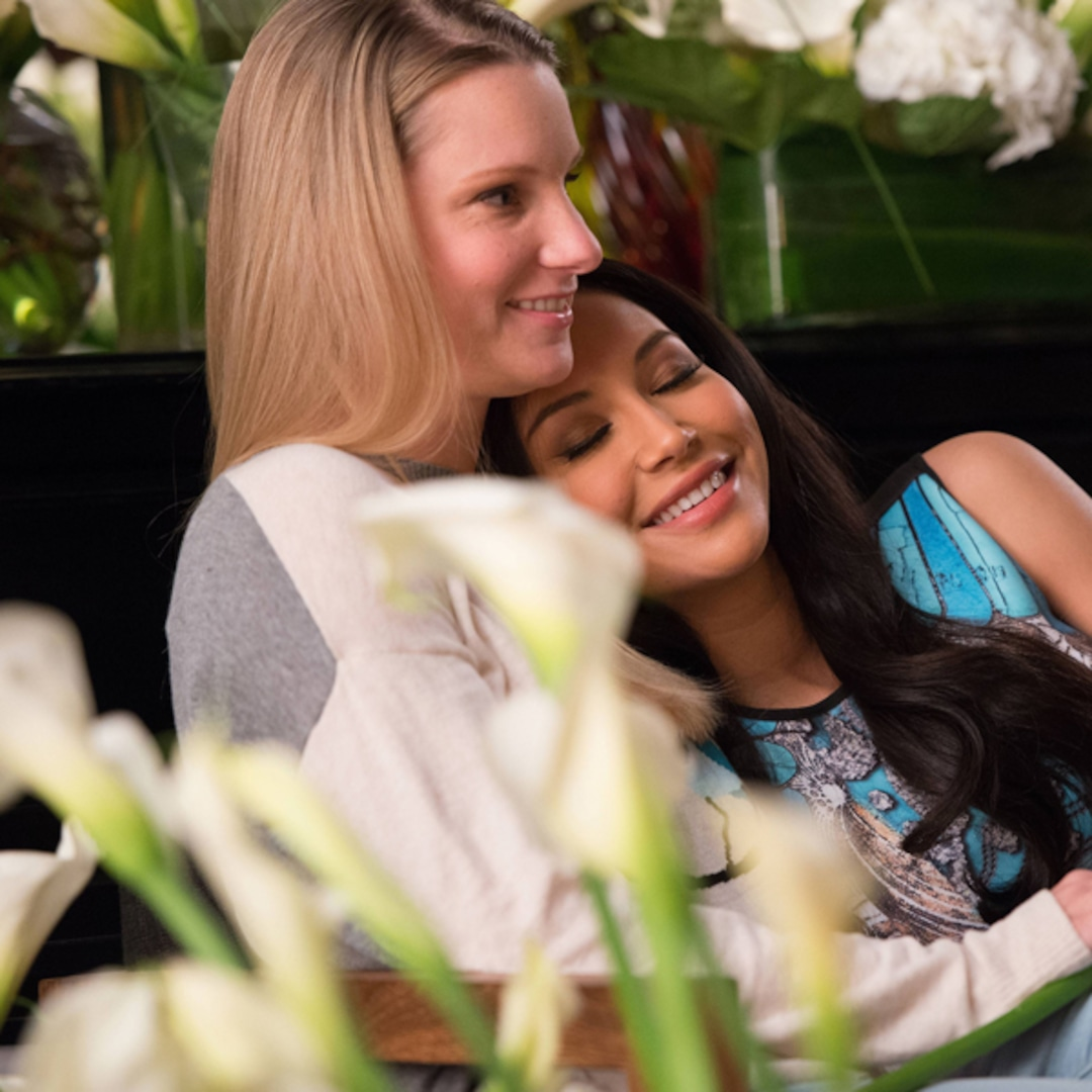 Brittana Forever: Celebrating Naya Rivera's Immeasurable Impact on the Queer Community