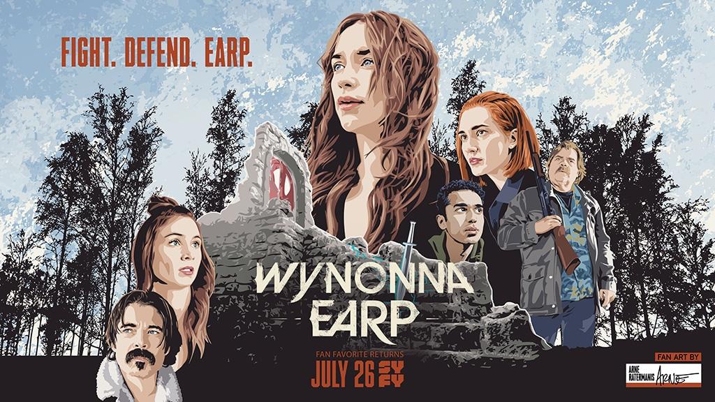 Wynonna Earp, Season 4