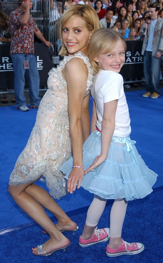 Brittany Murphy, Dakota Fanning