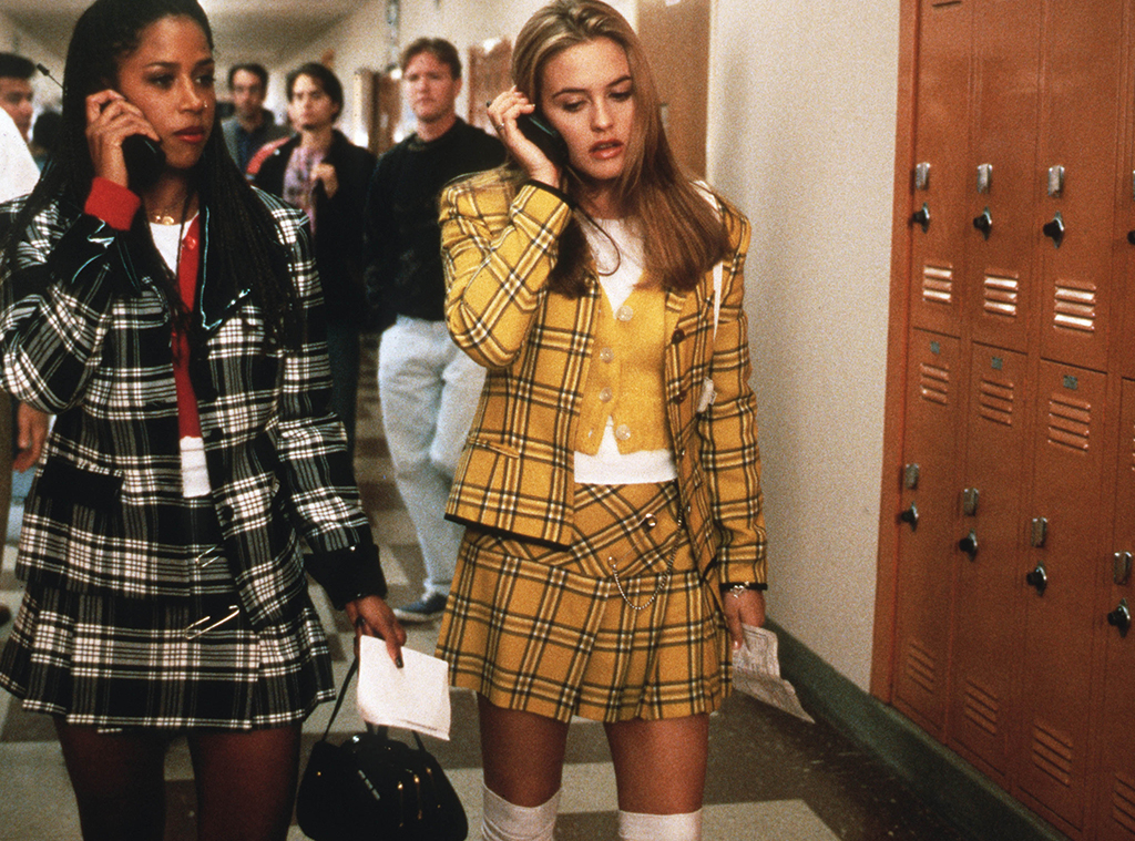 School Girl Plaid Reimagined