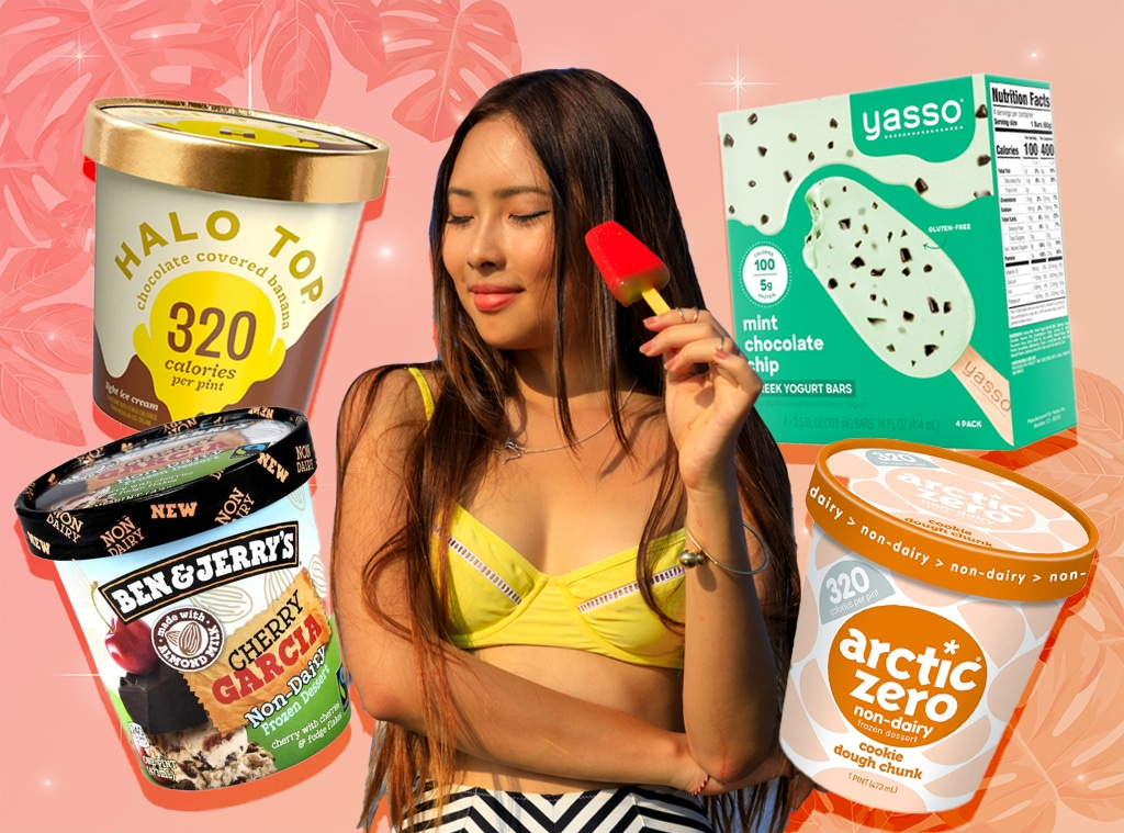 E-Comm: Best Light & Dairy-Free Ice Creams