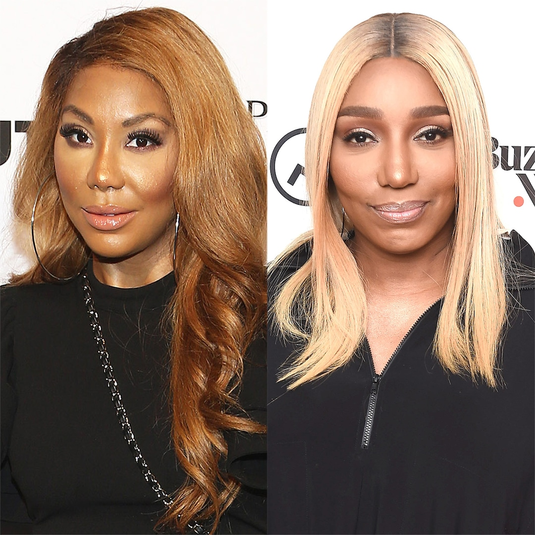 "Nene Leakes Shares an Update on ""Strong"" Tamar Braxton Following Hospitalization – E! NEWS"