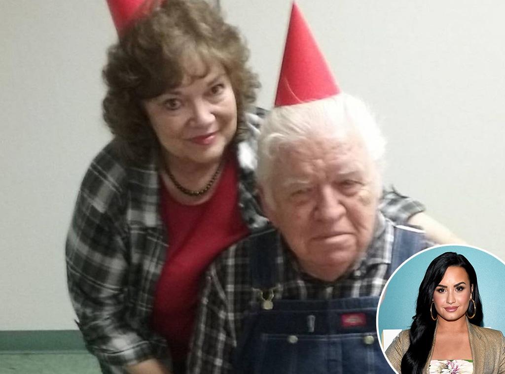 Demi Lovato, Grandfather, Grandpa