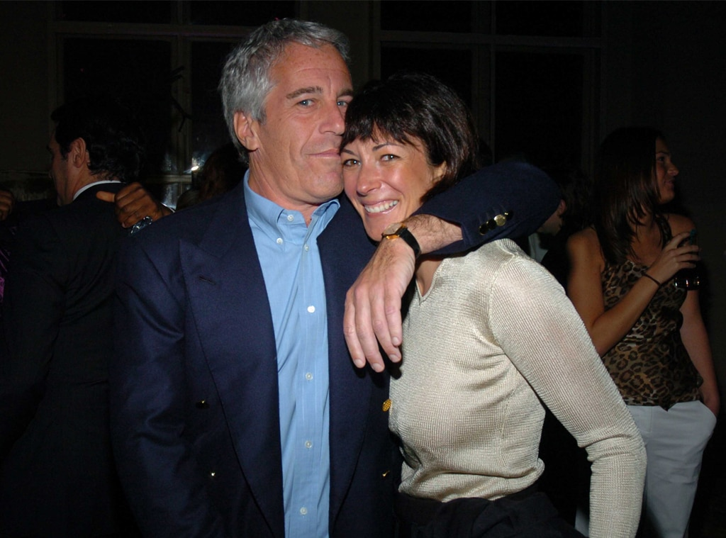 Former Jeffrey Epstein companion Ghislaine Maxwell is in federal custody